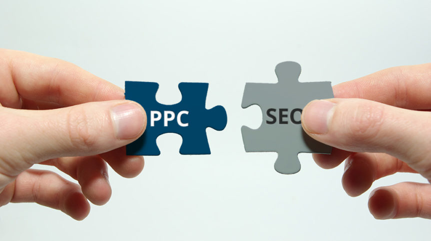PPC and SEO go together like puzzle pieces. Combine them for optimal search results