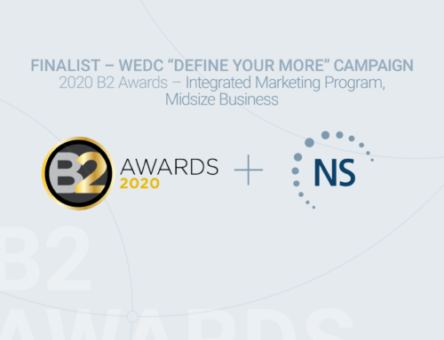 NELSON SCHMIDT INC. ANNOUNCED AS A FINALIST IN FOUR AWARDS FOR THE 2020 B2 AWARDS